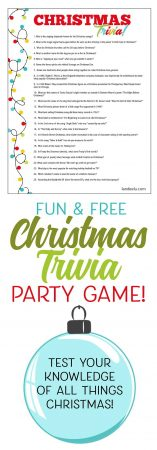 free Christmas printables for kids