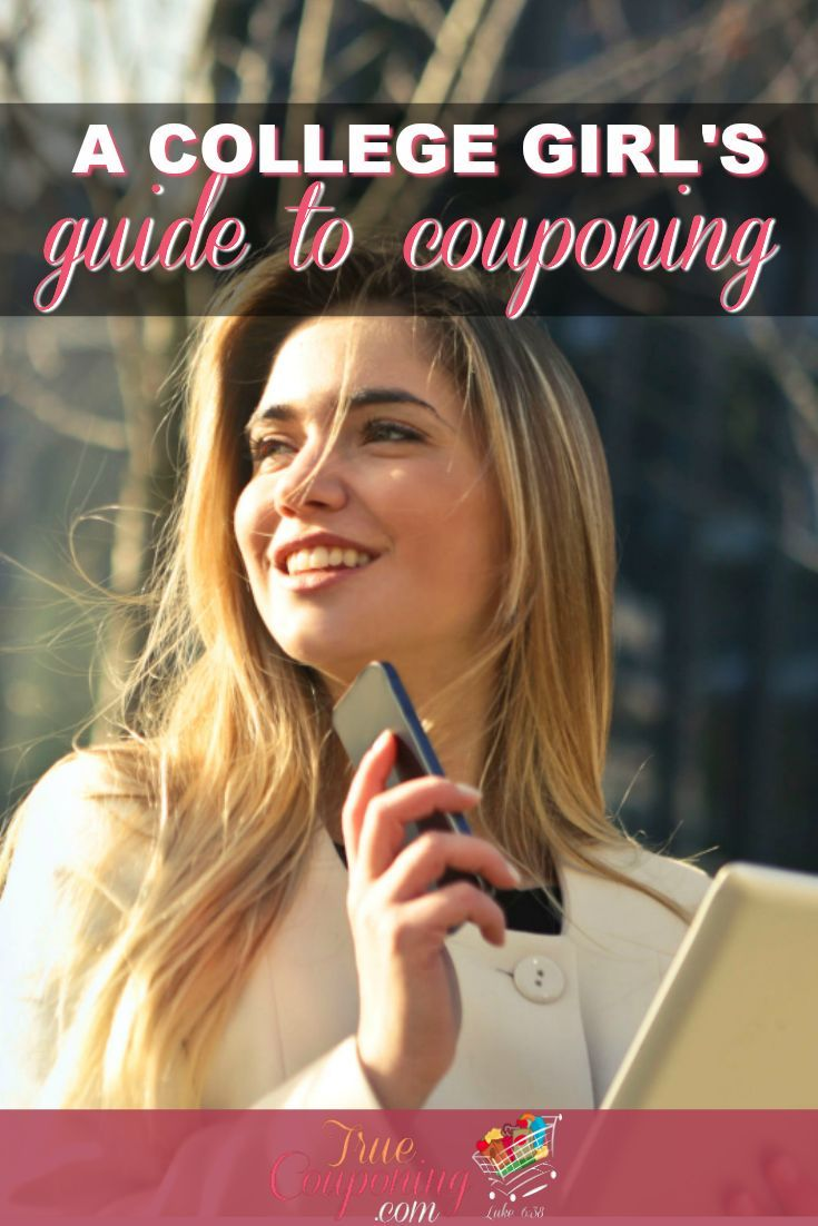 A College Girl's Guide To Couponing