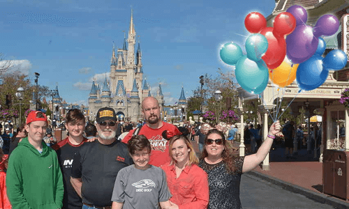 annual pass disney world