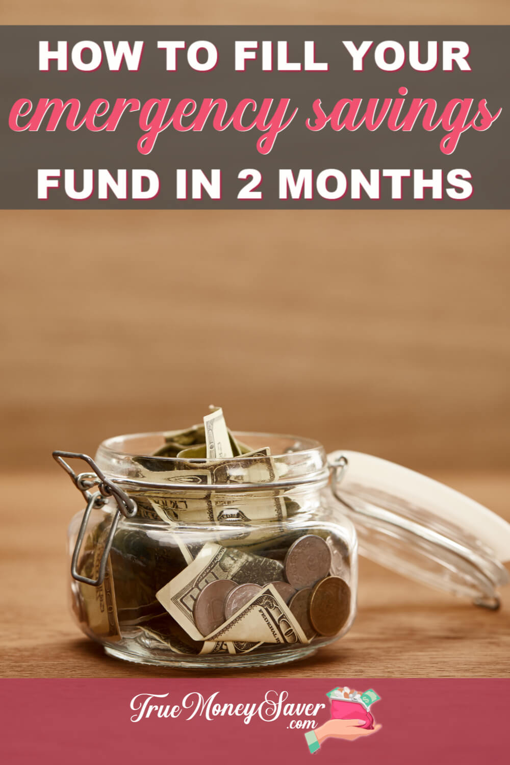 emergency savings fund