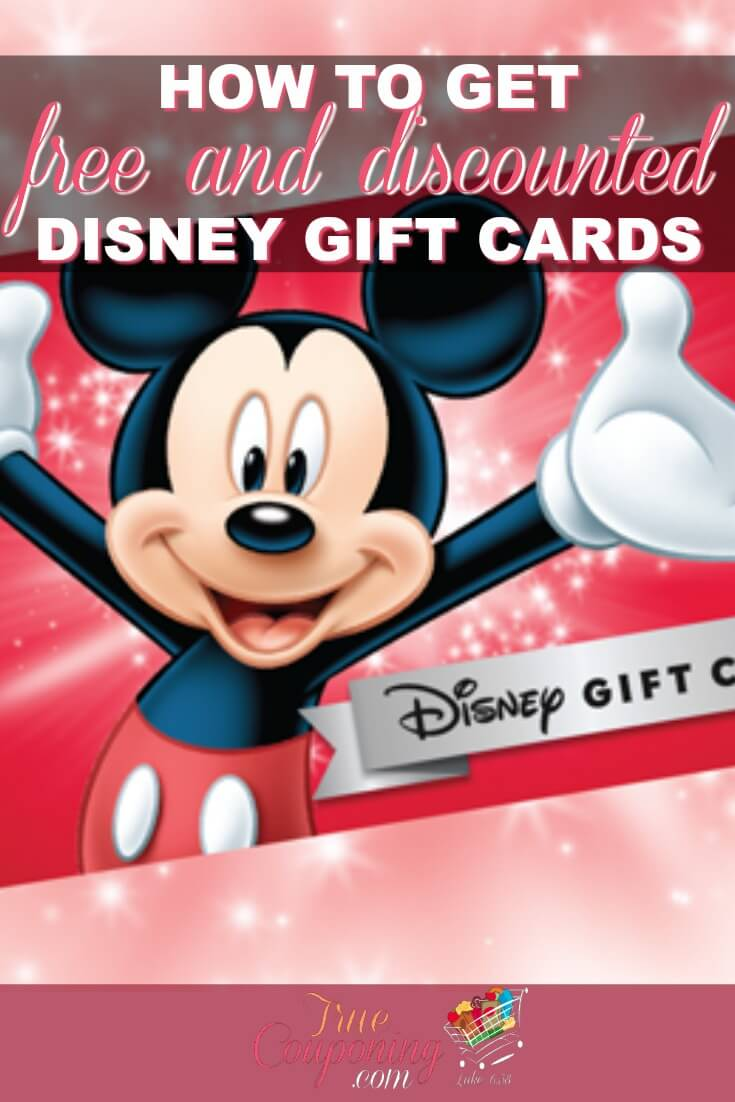 how to get free and discounted disney gift card for your vacation. Black Bedroom Furniture Sets. Home Design Ideas