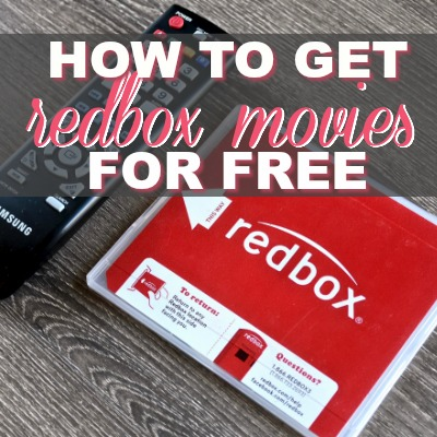 How To Get Redbox Free Movie Codes – For Free!