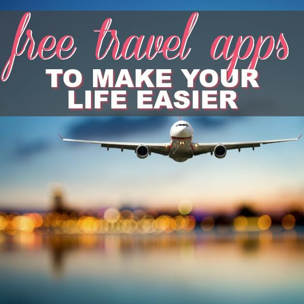 Free Travel Apps To Make Your Life Easier