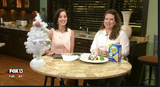 Fox 13 Savings Segment ~ FIVE Meaningful & Frugal Christmas Traditions to Start THIS Year!