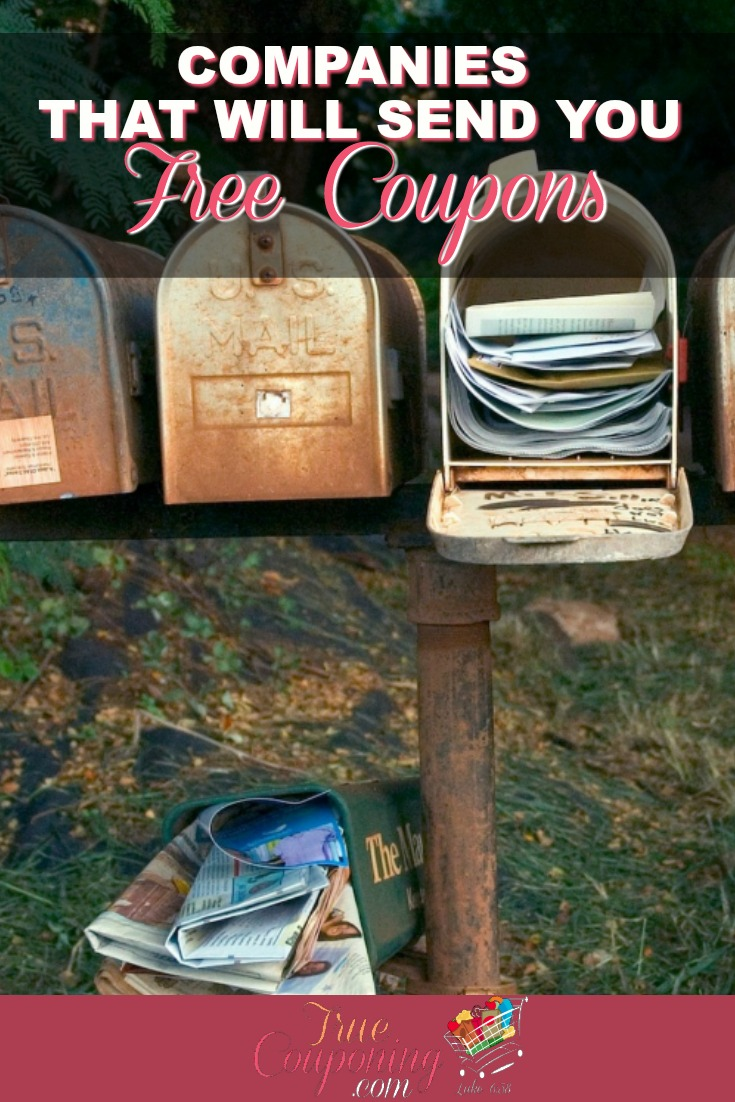 Did you know that there are hundreds of companies out there that are willing to send you coupons if you ask? Here's over 200 to make sure your mailbox is FILLED with fun FREEbies all year long!