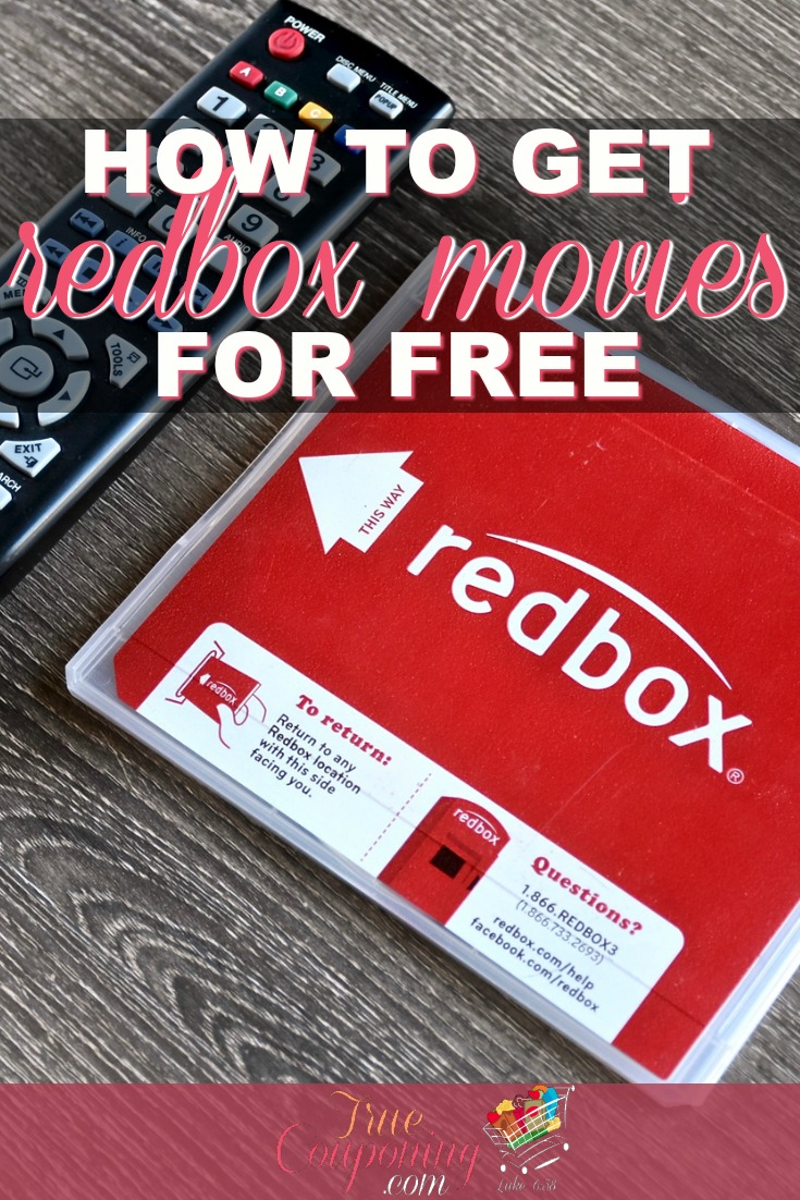 Our family loves getting FREE Redbox movie codes. It helps us stay on budget and up to date with the newest movies.