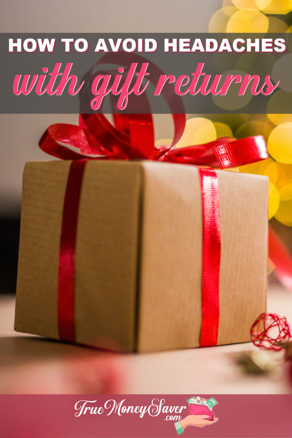 Don\'t make a purchase this year without knowing how to return holiday gifts! The gift returns get harder each year. So make sure you know how to return gifts the right way! Make returning gifts easy this year! Let\'s get started! 