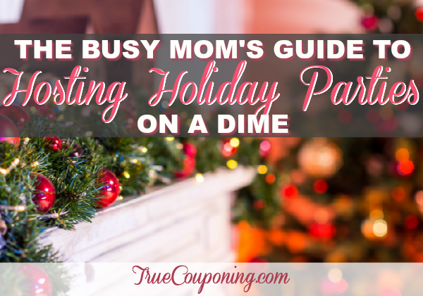 You Can Host That Holiday Party Without Going Broke