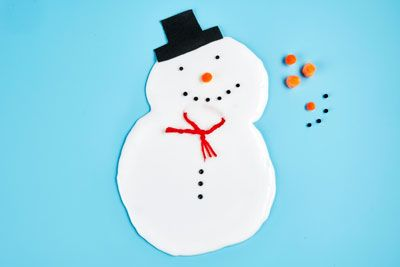 FREE Michael's Snow Slime Event!