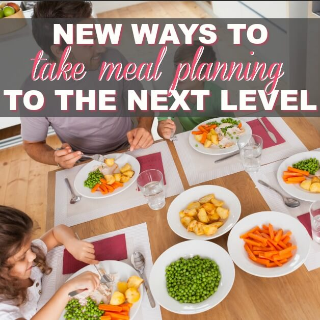 New And Innovative Ways To Take Meal Planning To The Next Level