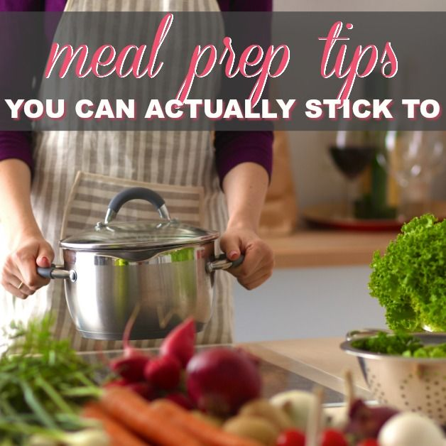 Meal Prep How To Actually Stick To Your Meal Plan (10 Tips)