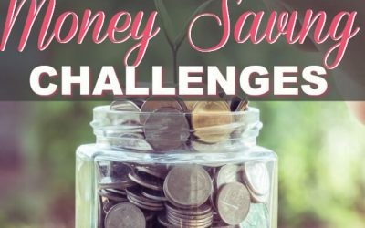 5 Super Easy (and Fun) Money Saving Challenges