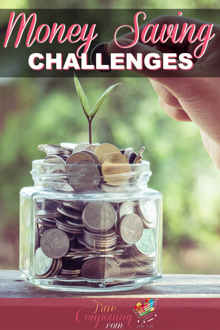 Want to actually get EXCITED about saving money? And help your kids to want to save also? Then these Money Saving Challenges are perfect for you!