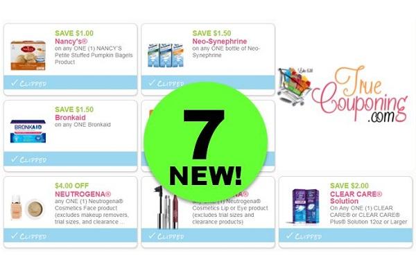 **HOT** $4/1 Neutrogena Makeup Coupon & MORE New Printable Savings!