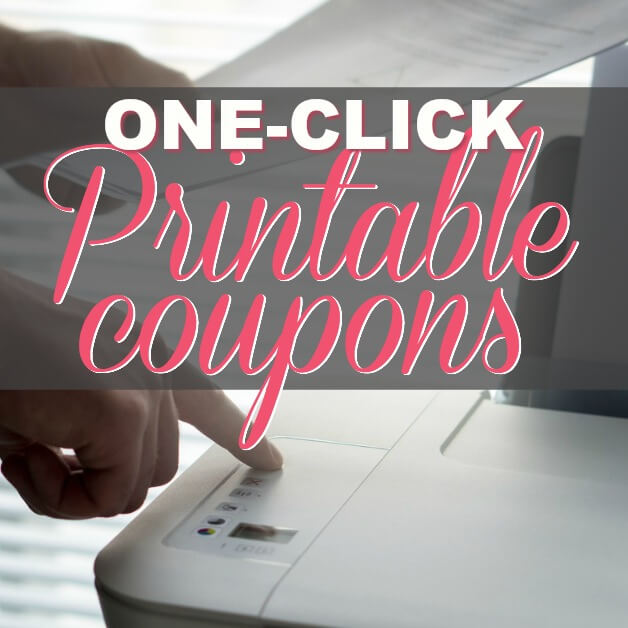 One-Click Printable Coupons for the CVS Sunday Sneak Peek! (12/31 – 1/6)