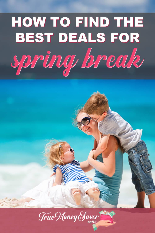 spring break vacations