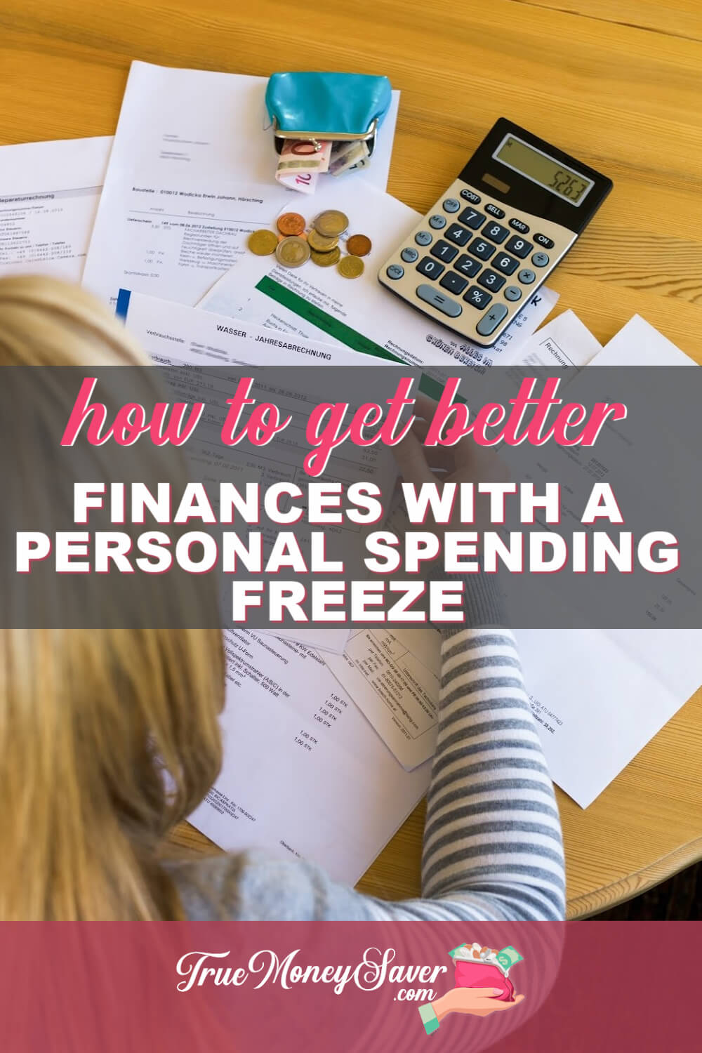 How To Better Your Finances With A Personal Spending Freeze