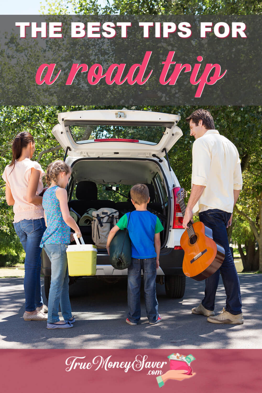 tips for a road trip
