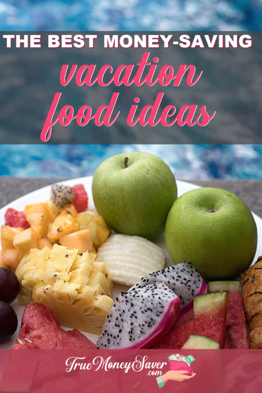 vacation food ideas