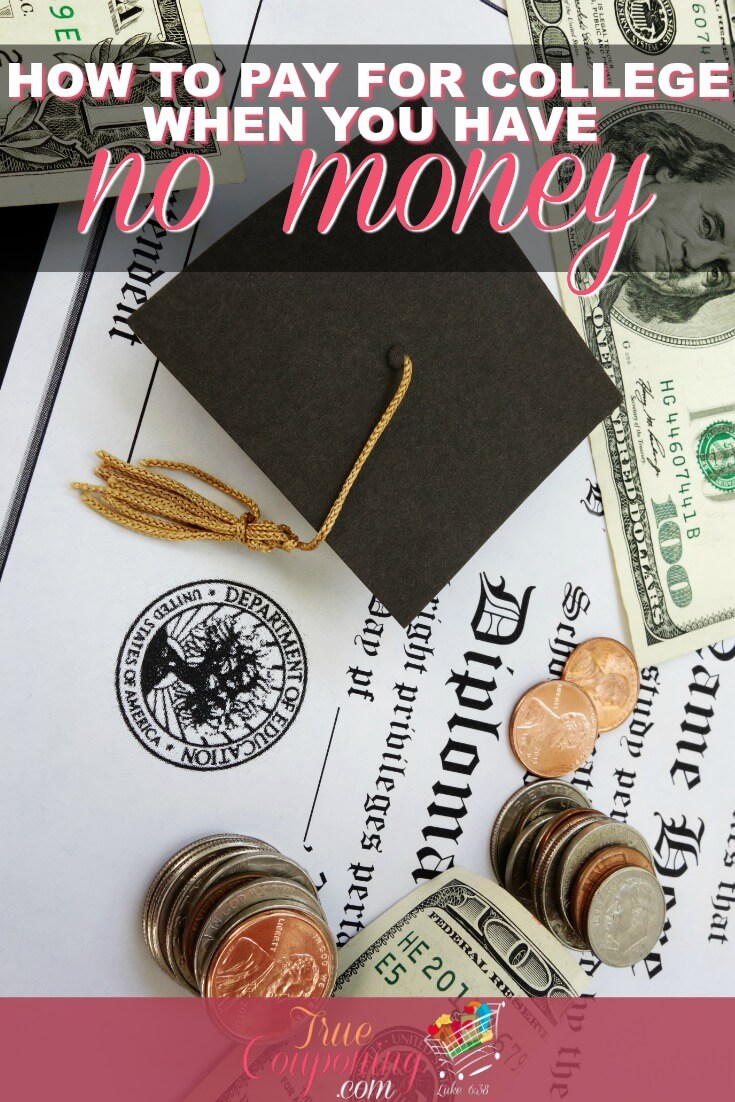 College is expensive, but you don't have to forego you or your child's education because you were unable to prepare. Save with these easy tips!