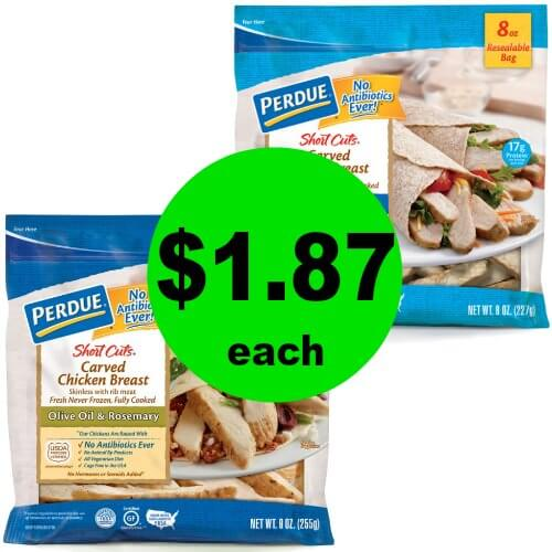 Pick Up Easy & Fast $1.87 Perdue Short Cuts at Publix! (12/28-1/3 or 12/27-1/2)