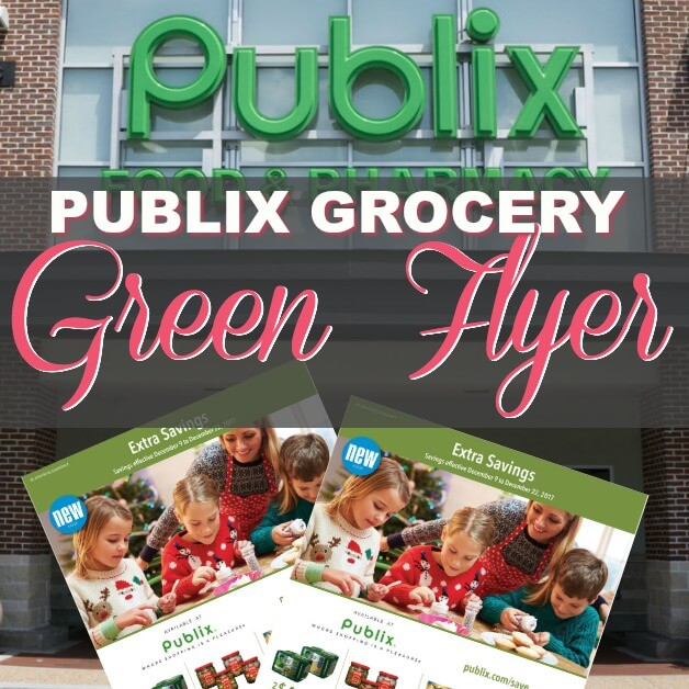 💚 Publix Green Flyer 💚 With (47) Store Coupons Inside! (1/19-2/1)