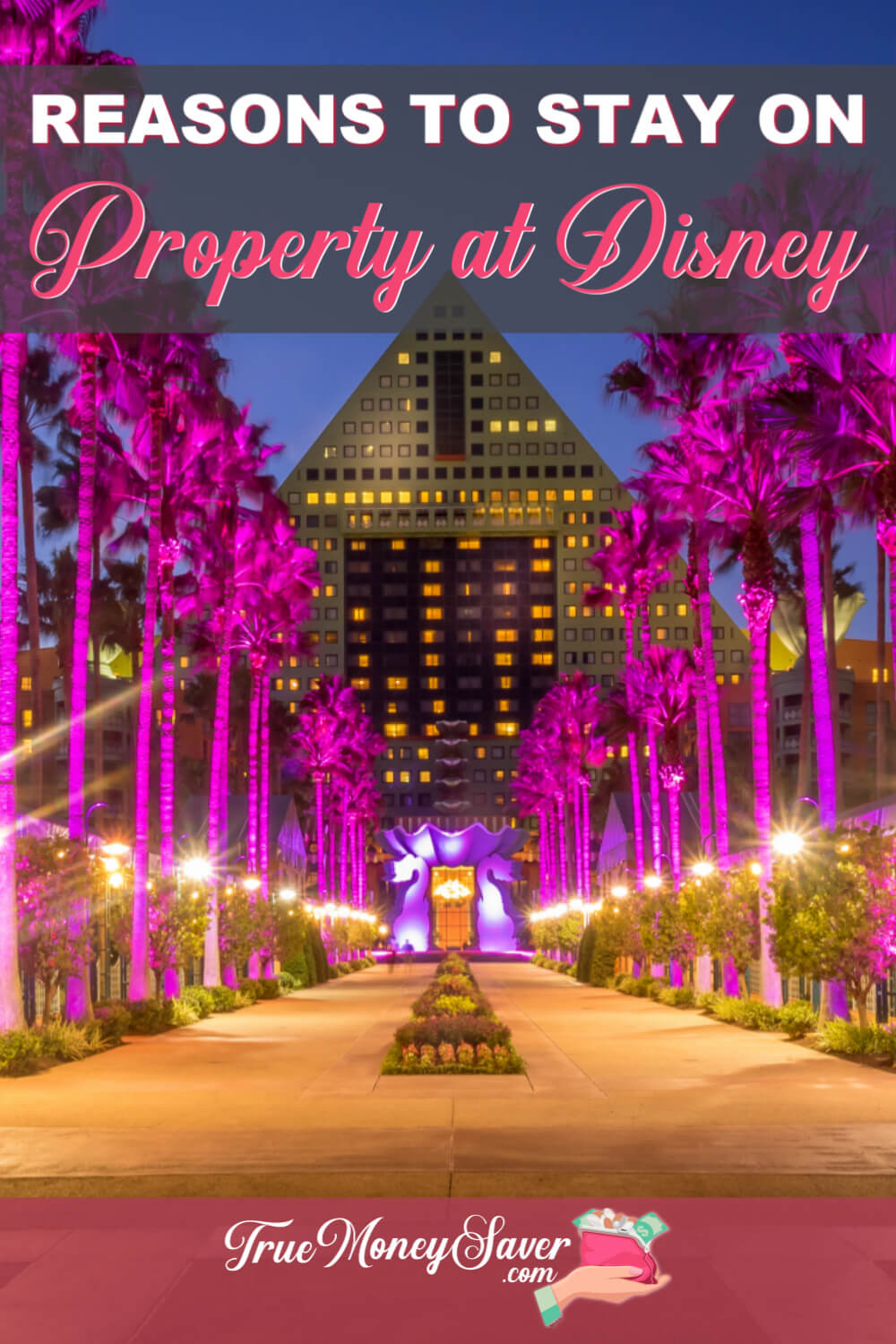 If you\'ve never stayed in a Disney resort for a vacation, here\'s why I think it\'s worth it! #disneyworld #magicalvacations #savingmoney #truemoneysaver #disneyproperty #disneyresorts #disneypolynesianresort #disneybeachclubresort #disneycontemporaryresort #disneyboardwalkresort #disneybaylaketower #disneywildernesslodge #disneyfortwilderness  #disneyanimalkingdomlodge
