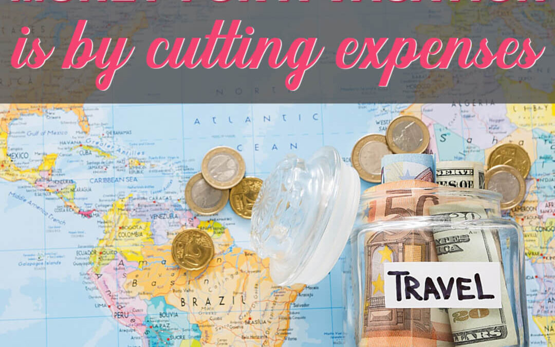 The Best Way To Save Money For A Vacation Is By Cutting Expenses