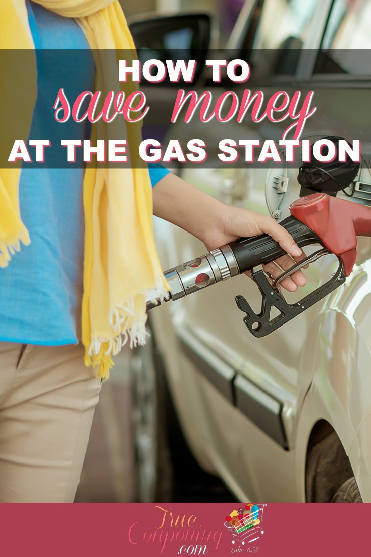 Many people think there is no way to use their coupon and money-saving skills to save money at the pump, but I've found several ways!