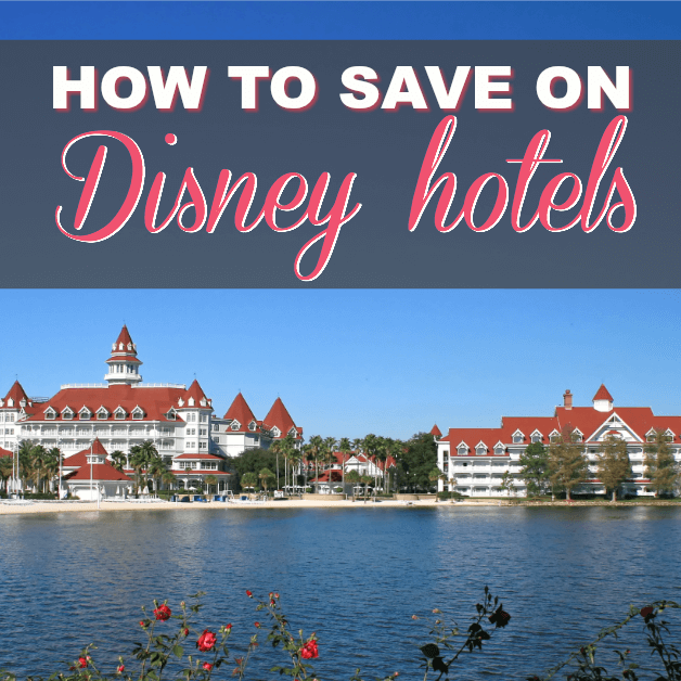 How To Save On Disney Hotels