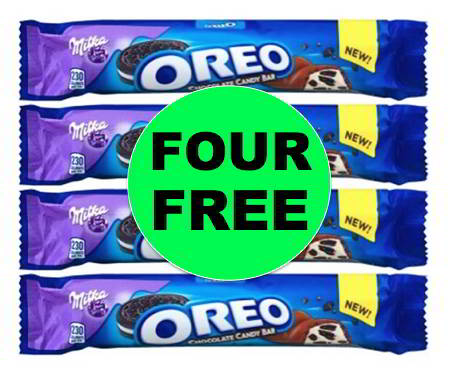 (NLA) FOUR (4!) FREE Milka Oreo Candy Bars at Target! Ends Saturday!