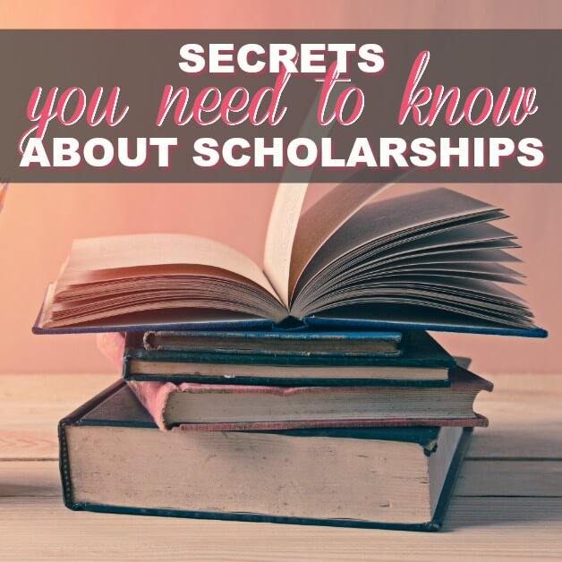 Secrets You Need To Know About Scholarships