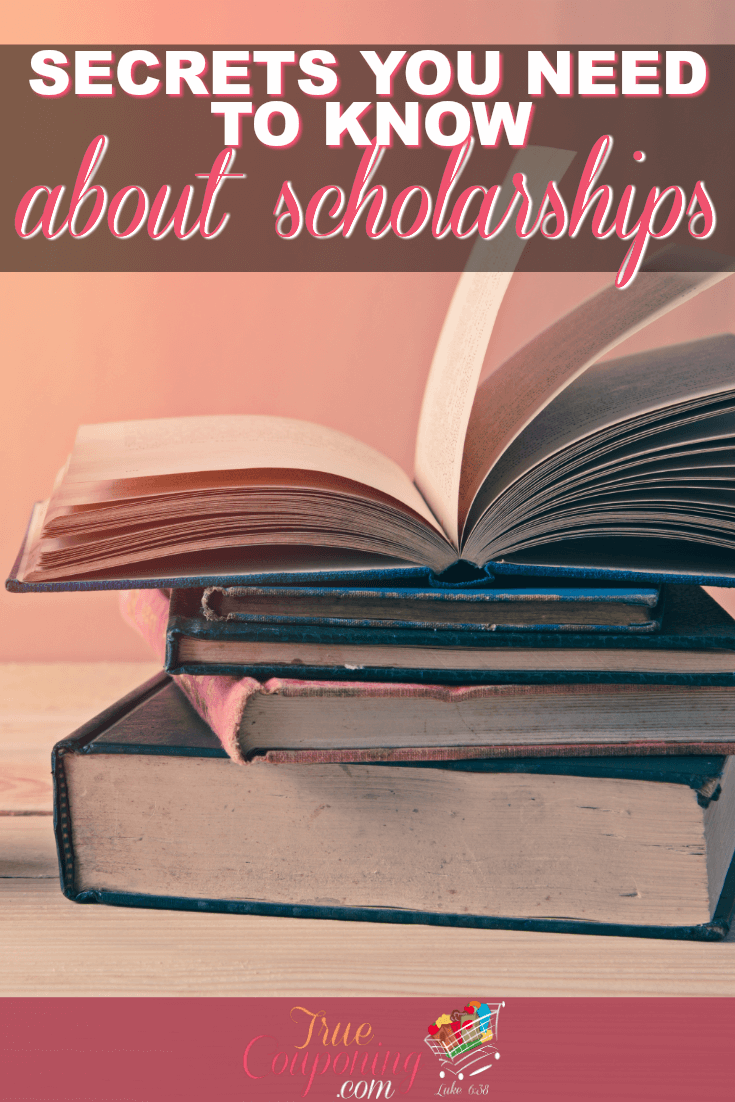 You may be surprised to find scholarships available just right for you with these secrets!