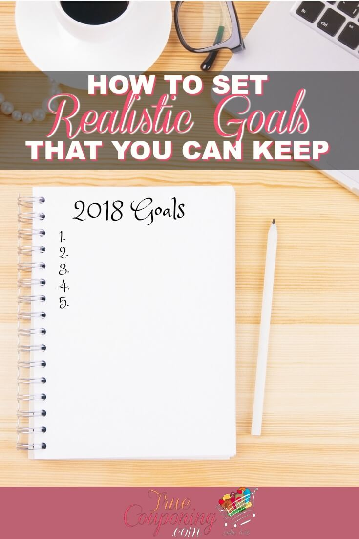 Setting Goals might be easy, but making them realistic and then ensuring you can keep them... that's the challenge. Learn how to be a Goal keeper for this year.