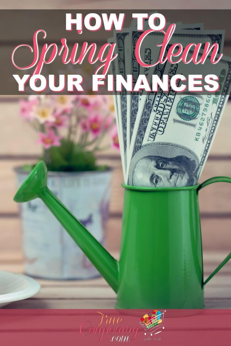 Spring Cleaning is not just for the dust & the closets! It\'s good to take a quick look at these important things too! #savemoney #truecouponing #springcleaning #springclean