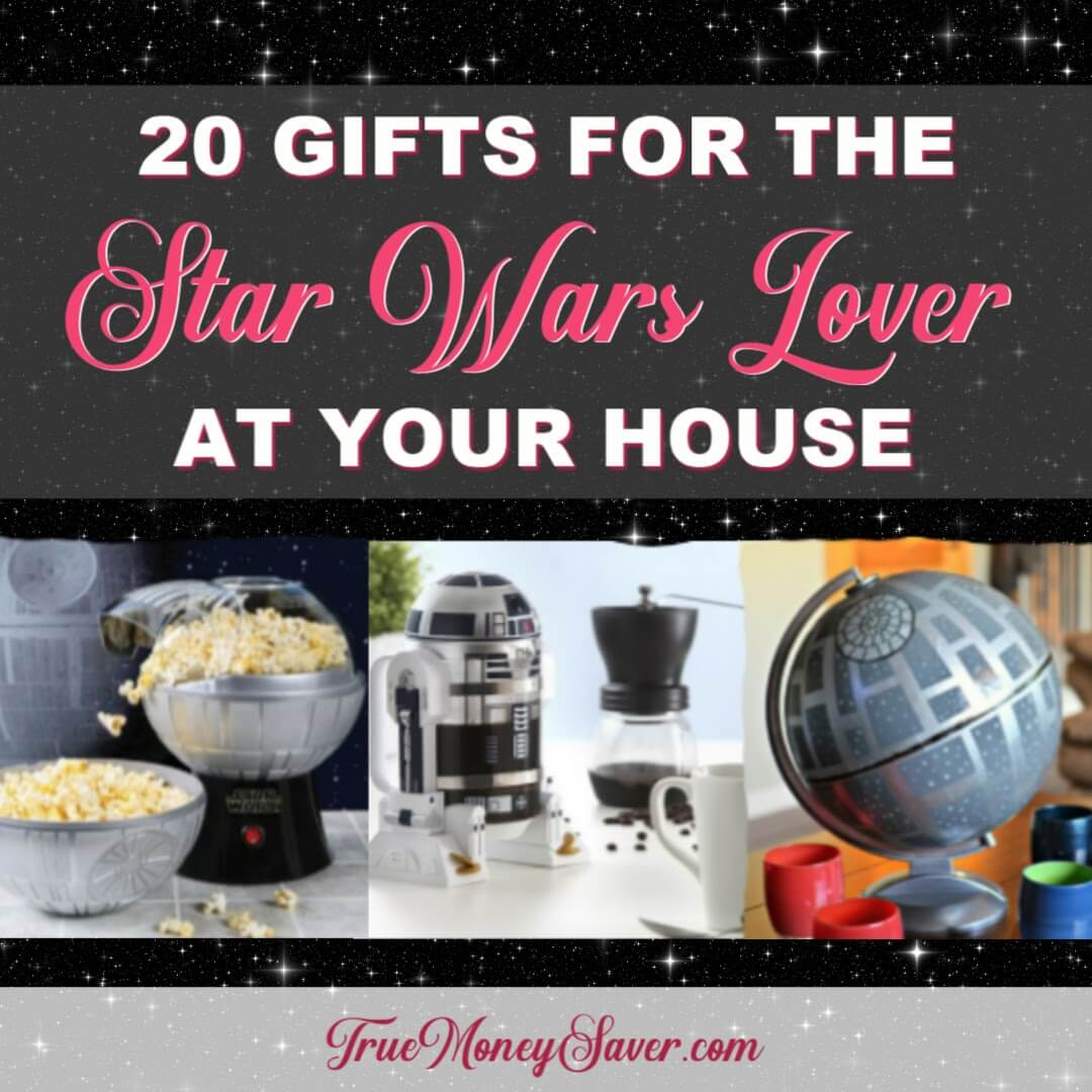 20 Epic Star Wars Novelty Gifts You'll Absolutely Love This Year