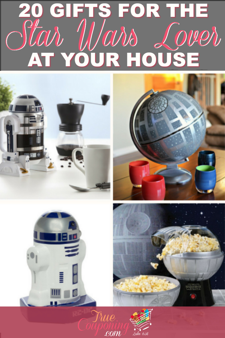 Are you having some trouble finding a great gift for your favorite Jedi? No matter what your budget, I've got plenty of options on this list!