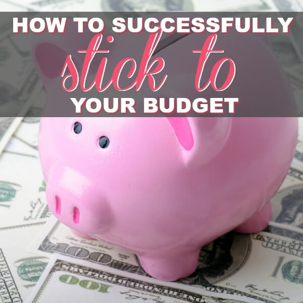 (Video Replay) How To Stick To Your Budget