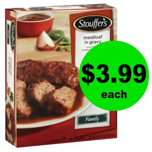 Make Dinner Easy with $3.99 Stouffer's Family Size Entrees! (Ends 12/26 or 12/27)