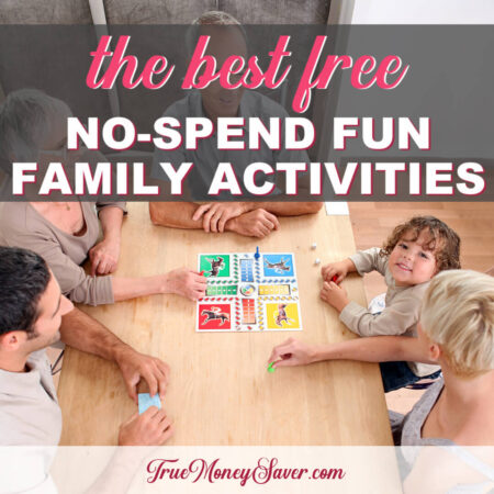 The Best Free Fun Family Activities To Do On A No Spend Weekend