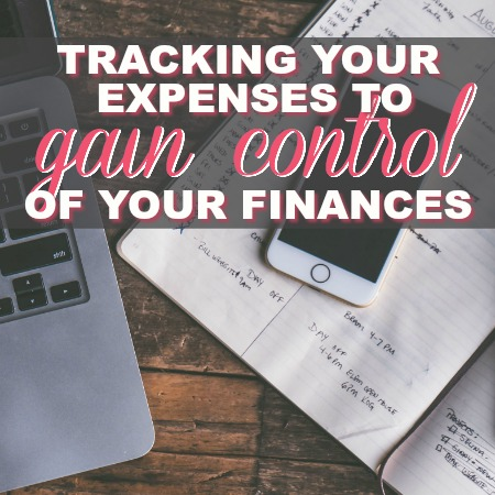 Tracking Your Expenses To Gain Control Of Your Finances