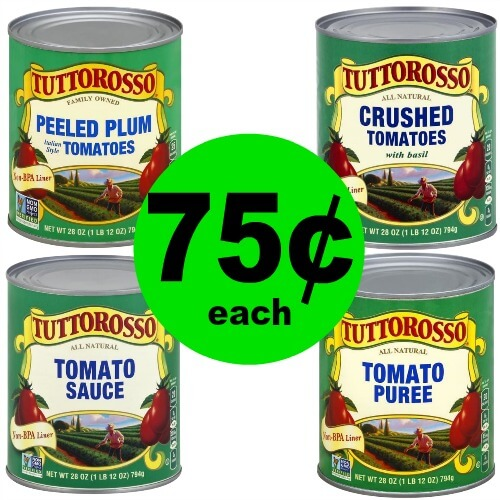 Oh My Tomatoes! 75¢ Each for Tuttorosso Tomatoes at Publix! (Ends 12/31)