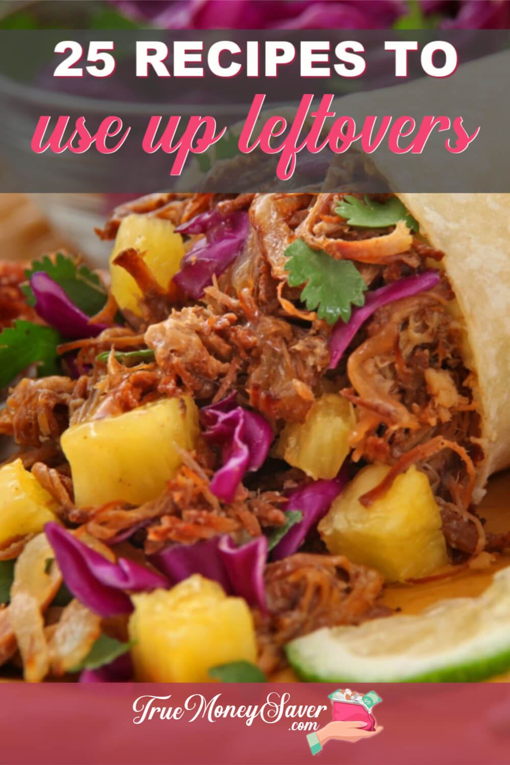 recipes to use up leftovers