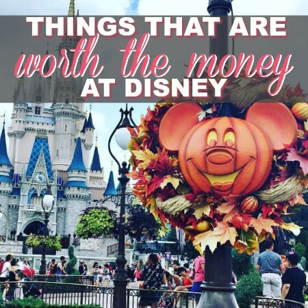 Things That Are Worth The Extra Money At Disney World