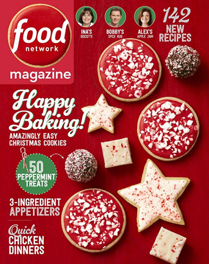 FREE One-Year Subscription to Food Network Magazine!