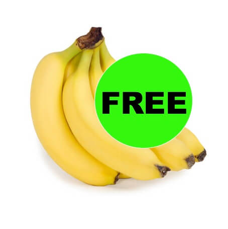 Don't Miss Out on Your FREE Bananas at Walmart! (Ends 12/31)