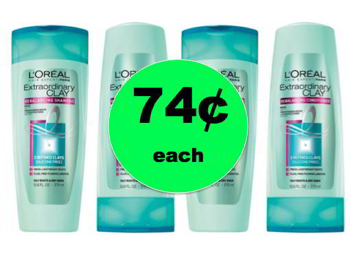 Love Your Locks for Less with 74¢ L'Oreal Expert Hair Care at Target! (Ends 1/6)