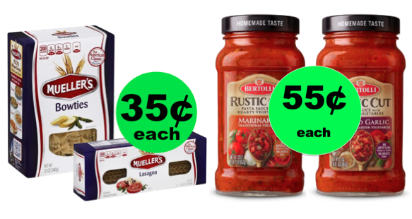 Fox Deal of the Week! Italian Night for LESS THAN $2!!