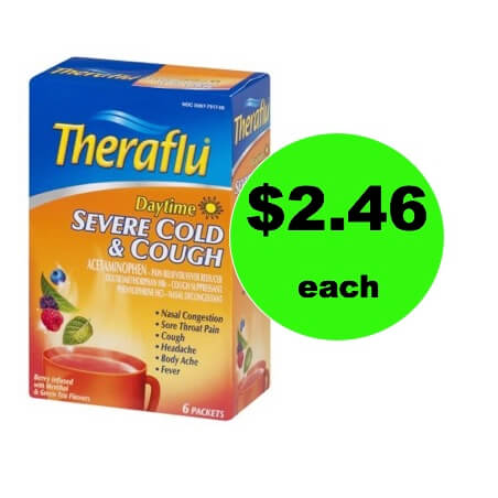 Save Up To 62% Off Theraflu Products at Walmart! (Ends 12/31)