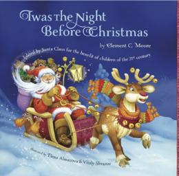 FREE Twas The Night Before Christmas eBook!